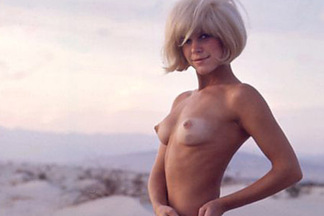 Playmate of the Month March 1966 - Priscilla Wright