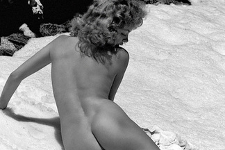 Playmate of the Month August 1954 - Arline Hunter