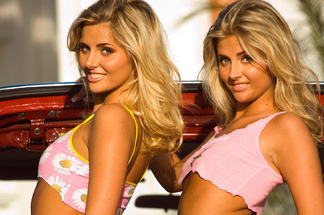 The Shannon Twins playboy