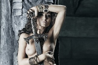 Anna Dobridneva naked pics