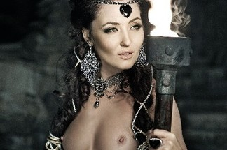 Anna Dobridneva nude photos