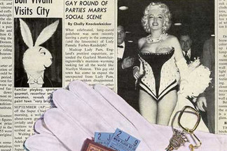 Marilyn Monroe naked pics
