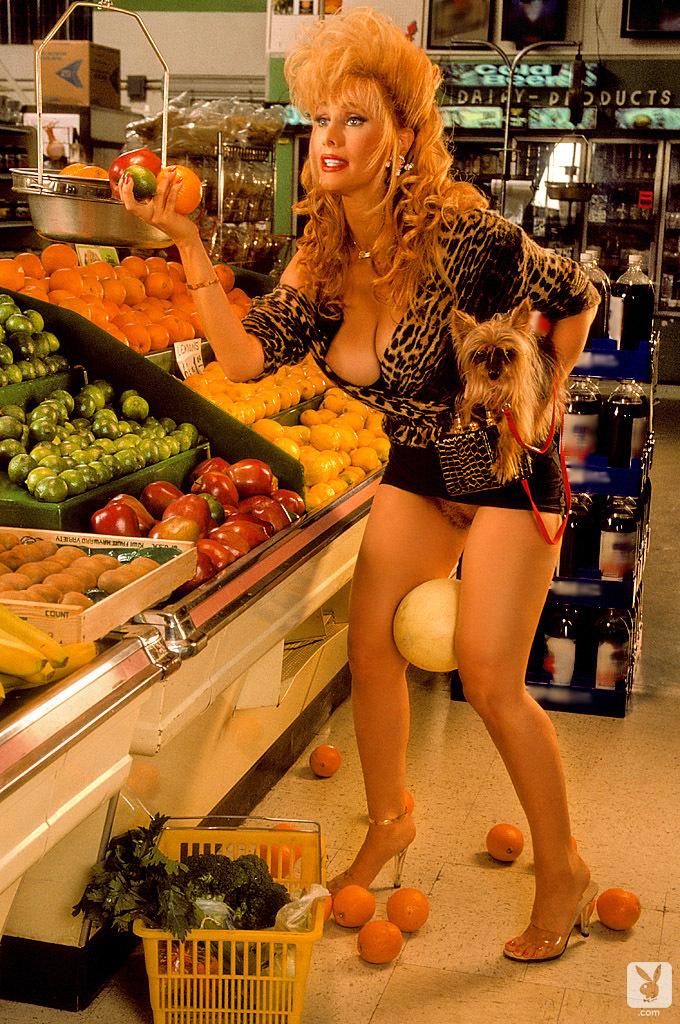 Rhonda shear nude
