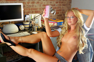 Kristy Morgan playboy
