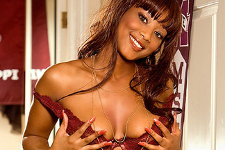 Andi Dandridge nude pics