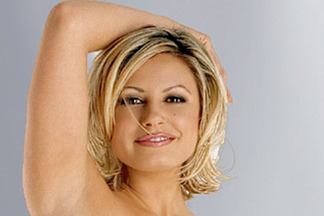 Cyber Girl of the Month July 2001 Christi Taylor 2