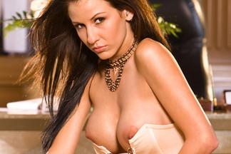 Angela McLin playboy