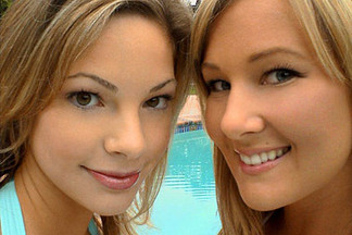 Jessica Kramer, Kate Brenner beautiful pictures