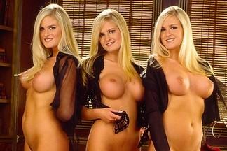 The Dahm Triplets playboy