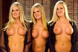 The Dahm Triplets playboy