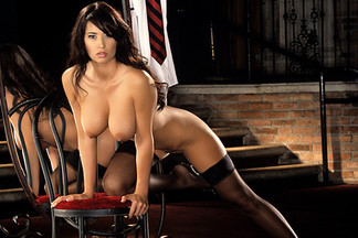 Kimberly Williams playboy
