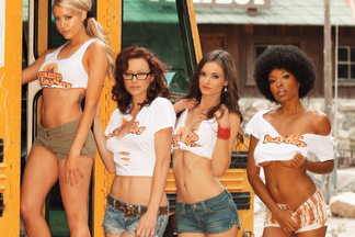 Kimberly Phillips, Heather Rae Young, Patrice Hollis, Kassie Lyn Logsdon hot pics