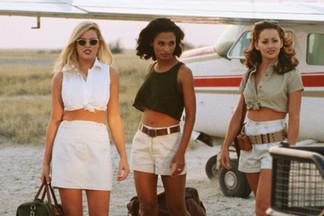 Rachel Jeán Marteen, Karin Taylor, Jami Ferrell sexy pics