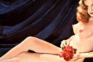 Playmate of the Month April 1954 - Marilyn Waltz