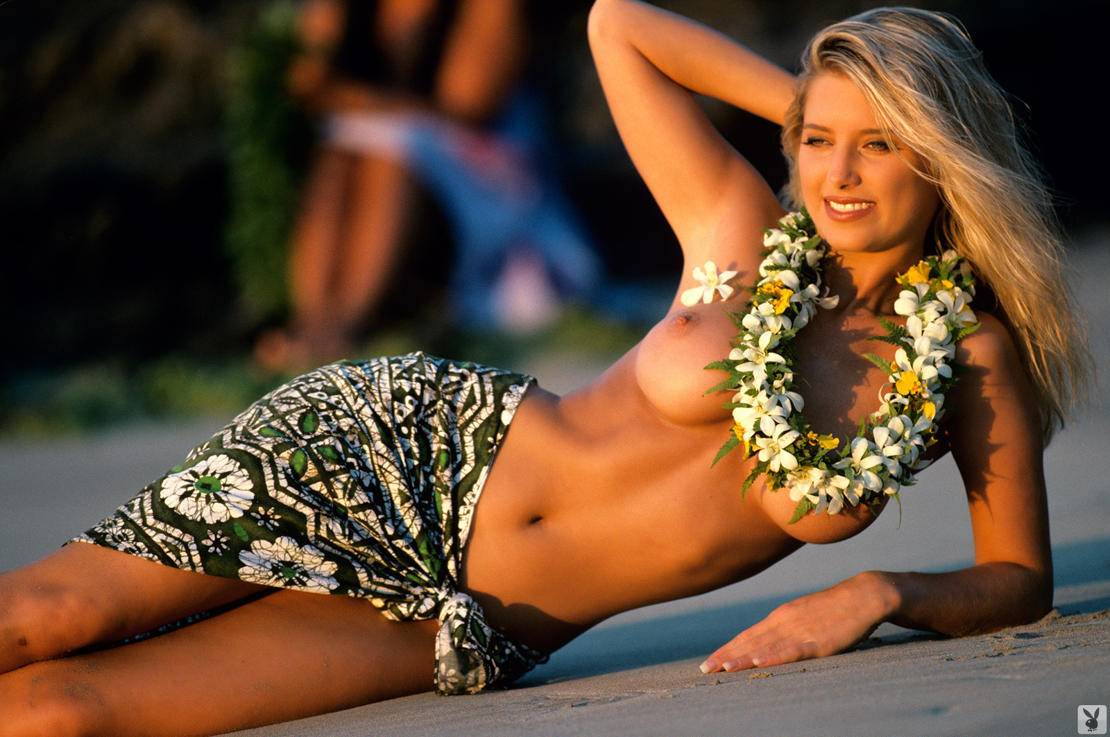 nude hot hawaiian women