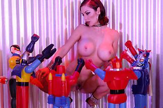 Sara Alvarado playboy