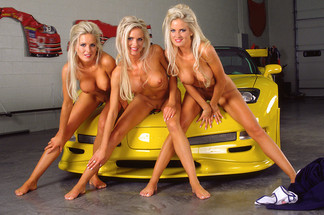 The Dahm Triplets hot pictures