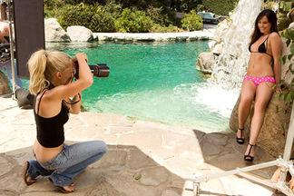 Celebrity Photographers - Behind the scene: Kendra Wilkinson