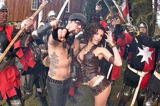 Celebrity Photographers - Behind The Scenes: Bam Margera