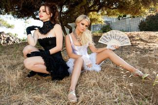 Kimberly Phillips, Tiffany Selby hot photos