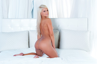 Annette White playboy