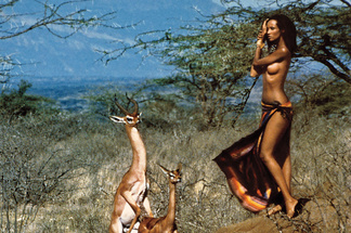 Iman naked pictures