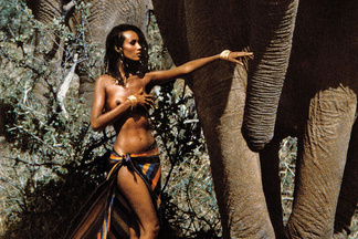 Iman sexy pictures