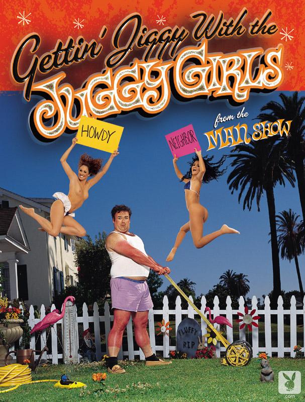Juggy nude girl — photo 4