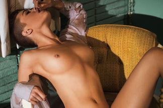 Britt Linn playboy