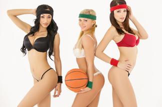 Elena Romanova, Brittany Madisen, Ali Rose beautiful pics