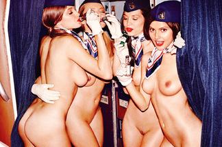 Marketa Janska, Pamela Horton, Alyssa Arcè, Val Keil naked pics
