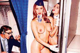 Marketa Janska, Pamela Horton, Alyssa Arcè, Val Keil sexy photos