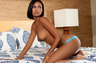 Noelle Monique playboy