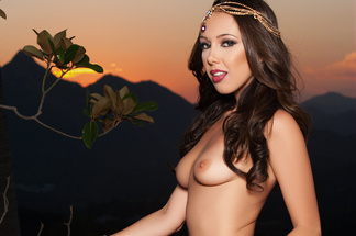 Jenna Sativa playboy
