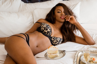 Eugena Washington playboy