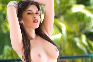 Serena Wood playboy