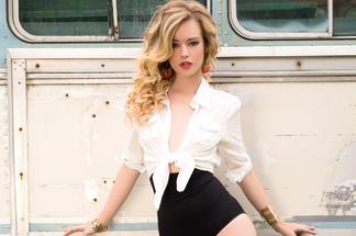 Olivia Preston playboy