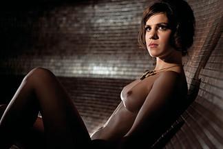 Andrea Trivuncic in Playboy Croatia