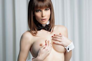 Victoria Ananieva in Playboy Bulgaria