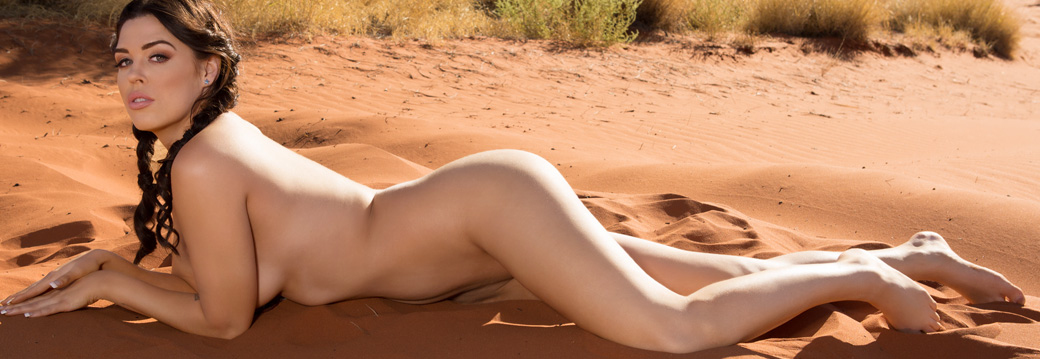 Marlee May in Desert Desire