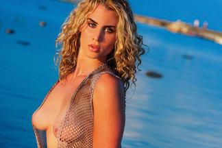 Leona Ruljancic in Playboy Croatia