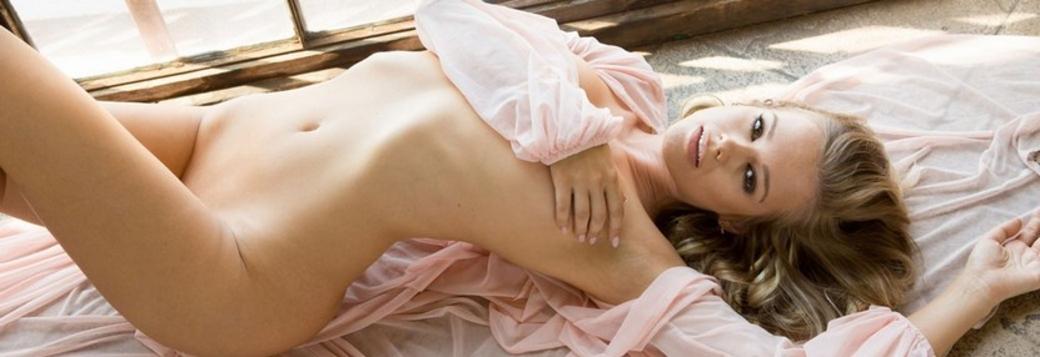 Olivia Preston in Sheer and Sexy