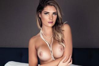 Sarah Harris in Playboy Mexico
