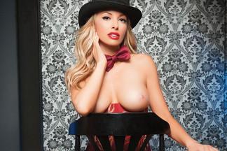 Natalia Ramirez in Playboy Mexico