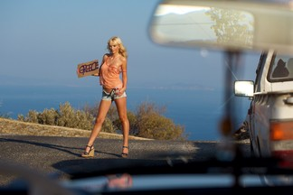 Sarah Domke - naked photos
