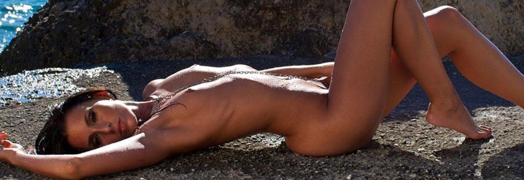 Barbora Kuzmiakova in Playboy Germany