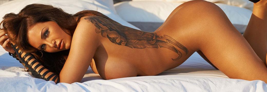 Helen de Muro in Playboy Germany