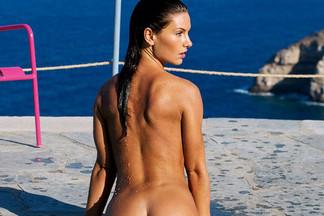 Verena Stangl in Playboy Germany