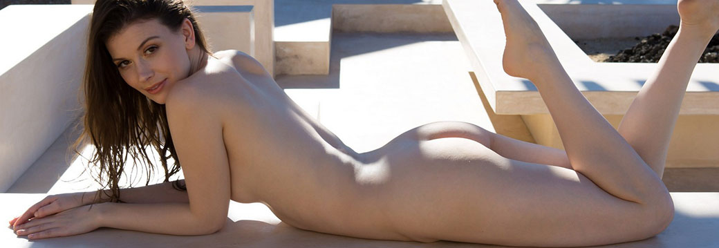 Muirina Fae in Afternoon Sun