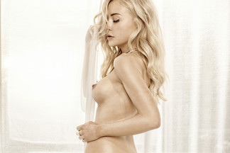 Amber Bassick in Playboy Netherlands